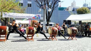 2013年 第14回染井よしの桜祭り